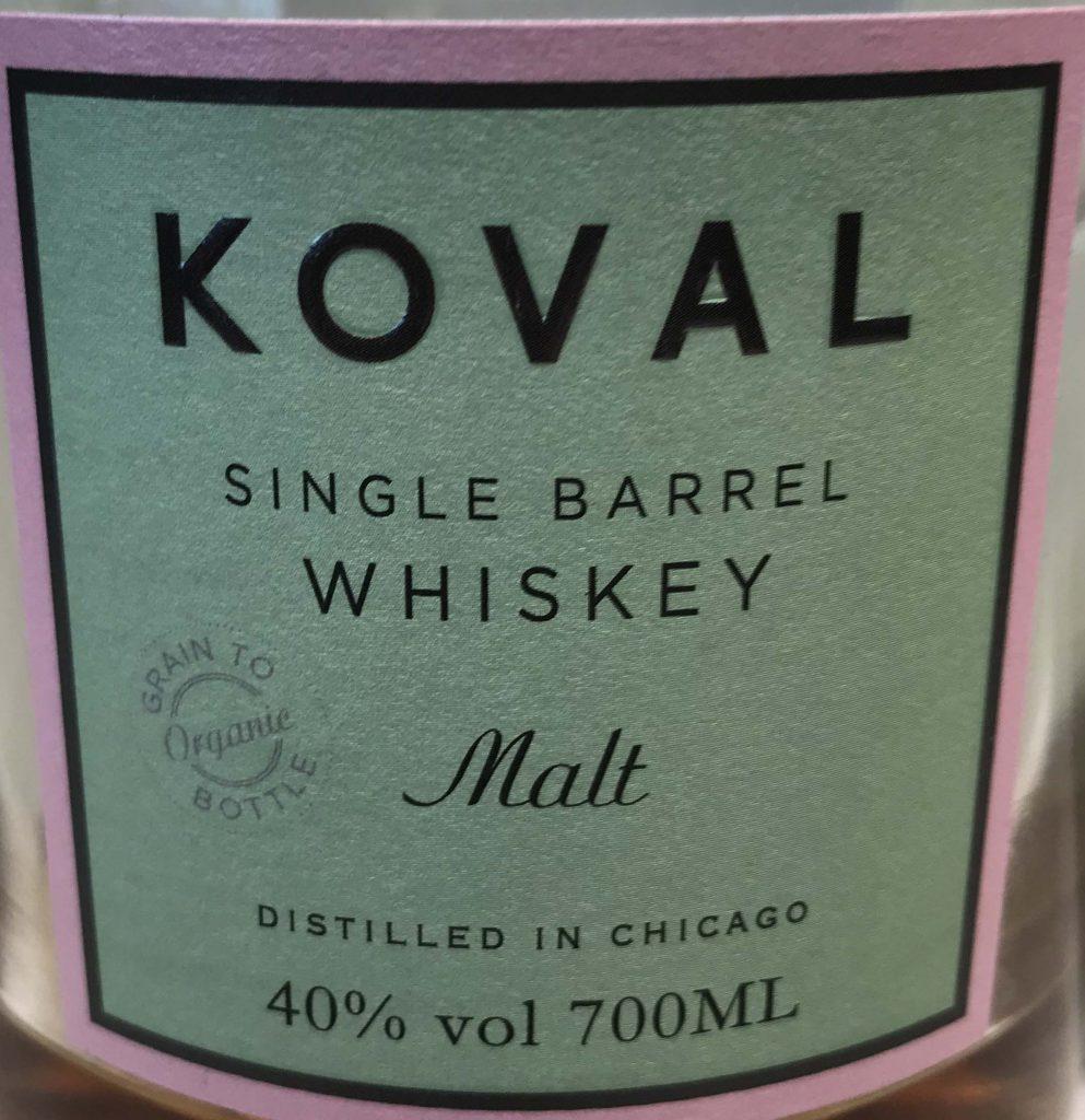 Koval Malt Whisky