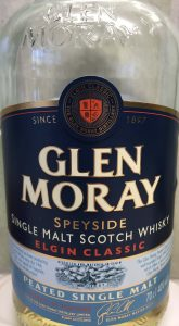 Geln Moray Classic Peated Single Malt